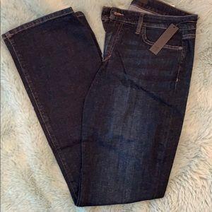Joe's curvy bootcut jeans, NWT.